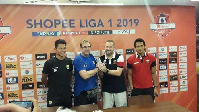 Hadapi Persib di Semifinal Piala Menpora 2021, Pelatih PS Sleman Akui Eks-Timnya Bukan Lawan Mudah