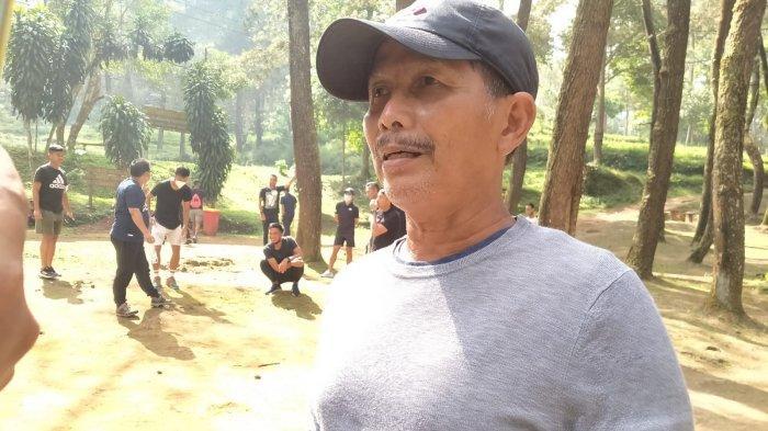 Pelatih PS Barito Putera, Djajang Nurjaman