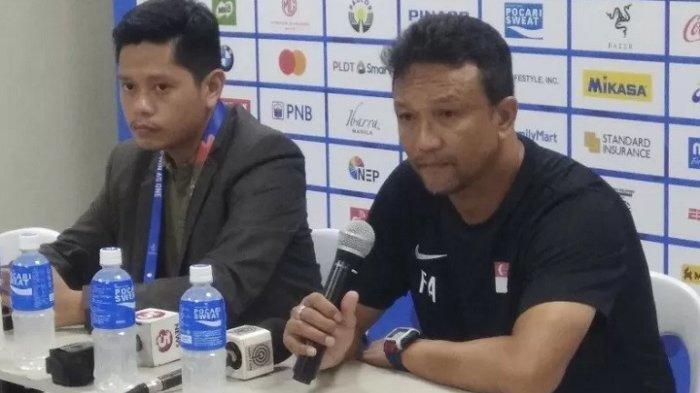 Pelatih Singapura Ramal Timnas U-22 Indonesia Masuk Final, Puji Kecepatan Osvaldo Haay Cs