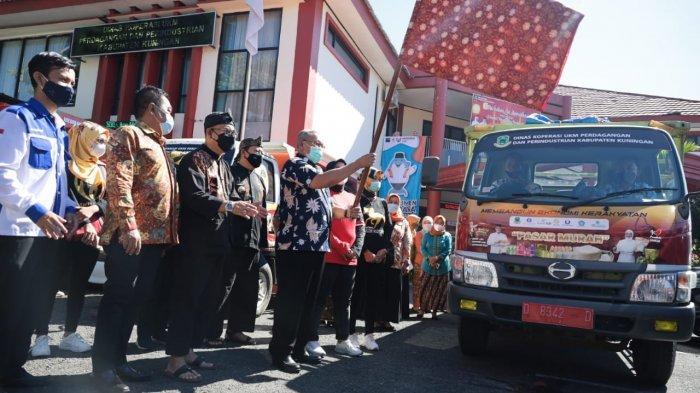 Pasar Murah di 13 Kecamatan & 36 Desa di Kuningan Mulai Jumat Ini, Berikut Jadwal Lokasi Pasar Murah