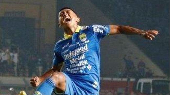Pemain Sayap Persib Bandung Ini Sambut Gembira Piala Menpora 2021, 'Lama Tak Latihan Bareng'