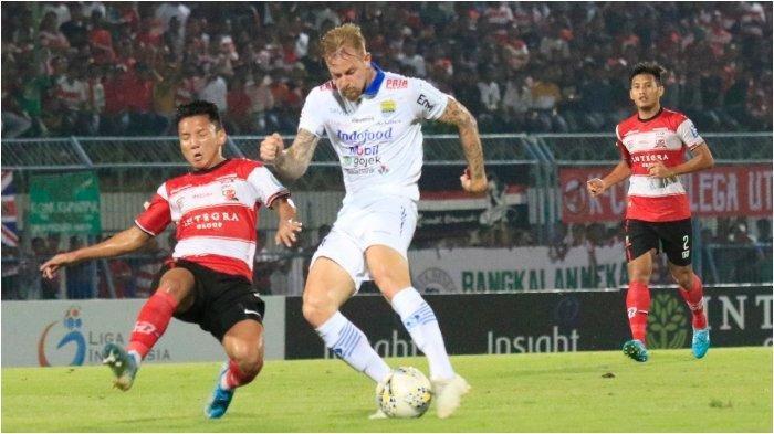 MELEMPEM di Persib Bandung, Kevin van Kippersluis Resmi Ditendang, Fans Minta Klub Beli Makan Konate