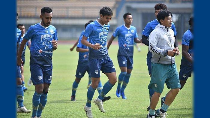 Persib Vs PS Sleman Jumat Ini, Maung Bandung Jumpa 3 Mantan Terindah di Semifinal Piala Menpora 2021
