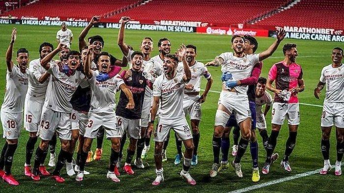 Hasil Liga Spanyol: Levante Terhindar dari Kekalahan, Gol Bunuh Diri Pemain Sevilla Bikin Skor 1-1