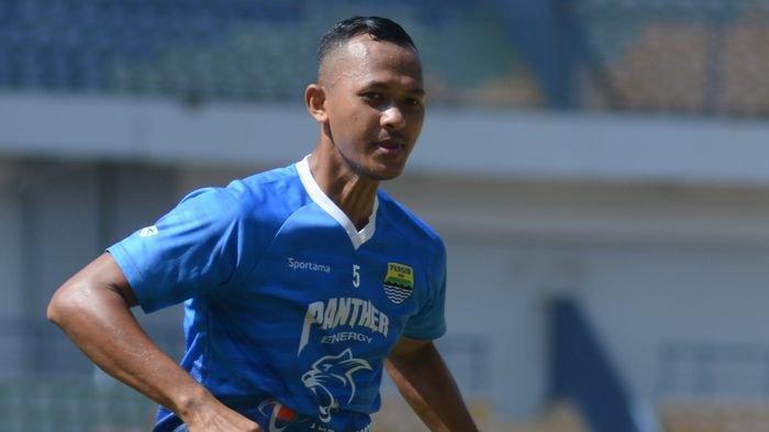 Pemain Trial Persib Bandung Sansan Husaeni Siap Hadapi Ujian Pertama, Begini Alasannya Jalani Trial