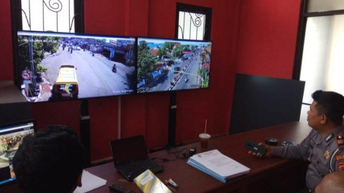 Tekan Angka Kecelakaan Dishub dan Satlantas Polres Majalengka Pasang Kamera CCTV