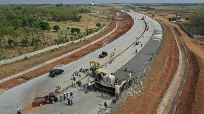 Pembangunan Jalan Tol Akses BIJB Kertajati Sudah Mencapai 95 Persen, Lebih Cepat dari Prediksi