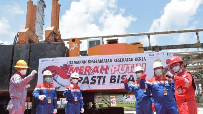 PT Pertamina Memulai Pembangunan RDMP PHASE 1, Kapasitas Produksi Minyak dari 125 MBSD Jadi 150 MBSD