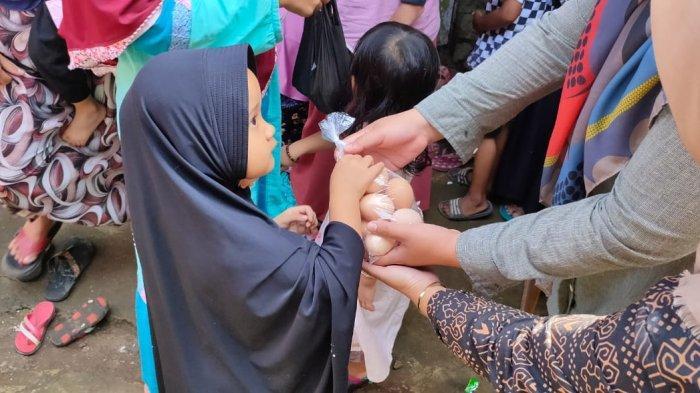 Tak Hanya Telur, Warga Juga Inginkan Pemkab Majalengka Berikan Bantuan Bahan Pokok Lainnya