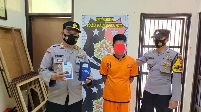 Rumah Dinas Lama Sekda Majalengka Dibobol Maling, Pelaku Ditangkap di Indramayu