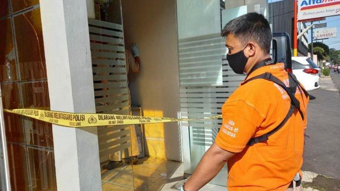 Pembobolan ATM di Jalan Galunggung Berhasil Digagalkan Warga & Polisi, Pelaku Kabur Tinggalkan Motor
