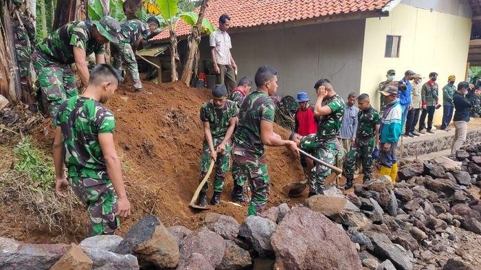Program TMMD Kodim 0617/Majalengka Resmi Dibuka, Tentara Akan Bangun Rumah, Musala dan Jalan