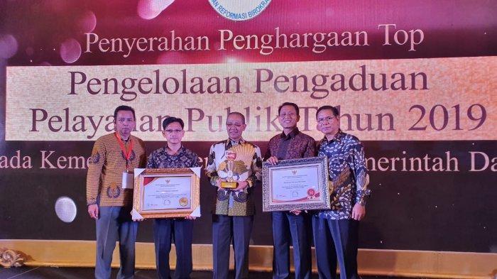 Kabupaten Majalengka Raih Dua Penghargaan Sekaligus Kategori Pelayanan Publik Terbaik se-Indonesia
