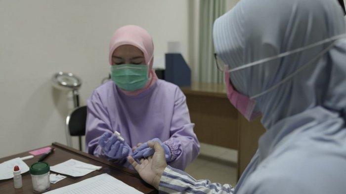 Rapid Test Covid-19 di Jabar Dimulai, 300 Orang, Terdiri dari Dokter & Tenaga Medis RSHS Bakal Dites