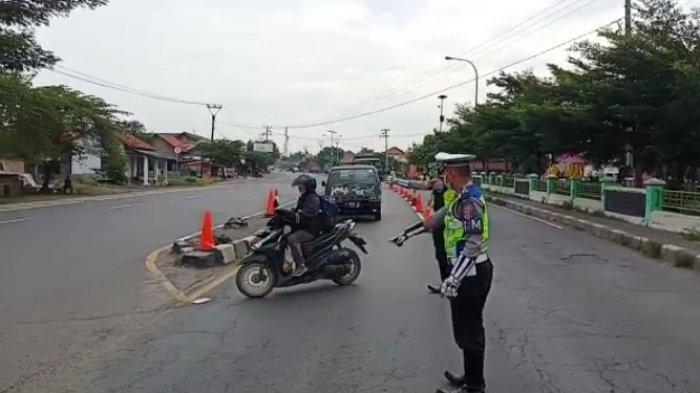 Jalur Pantura Tidak Akan Ditutup Selama Pemberlakuan PSBB di Indramayu, Ini Alasannya