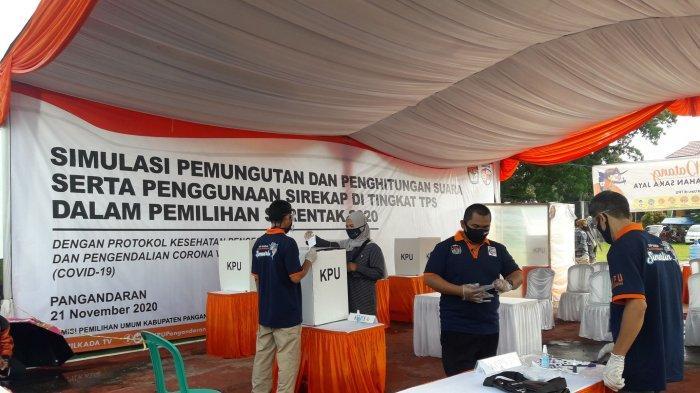 Citra Komunikasi LSI Siap Lansir Hasil Hitung Cepat Pilkada 2020, Sudah Terdaftar di KPU Pangandaran