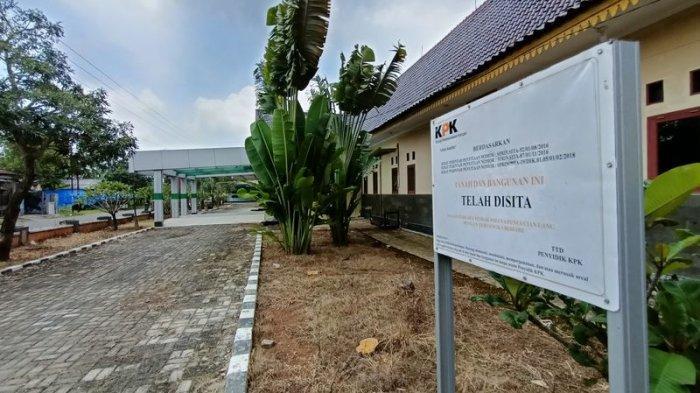 Kondisi terkini RS Reysa milik PNS Tajir Rohadi di kampung halamannya di Desa Cikedung Lor, Kecamatan Cikedung, Kabupaten Indramayu, Selasa (13/4/2021).