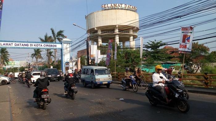 Inilah Rekayasa Arus Lalu Lintas di Kota Cirebon Pada Malam Pergatian Tahun