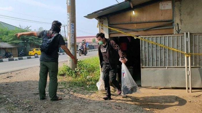 Terungkap Identitas Asli Terduga Teroris di Subang, Dia Korban PHK, lalu Berbisnis Barang Bekas