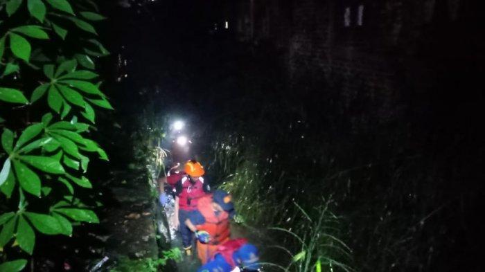 Dua Bocah Diduga Hanyut Terbawa Aliran Saluran Air di Caringin, Tim Rescue Cari Lagi Hari Ini