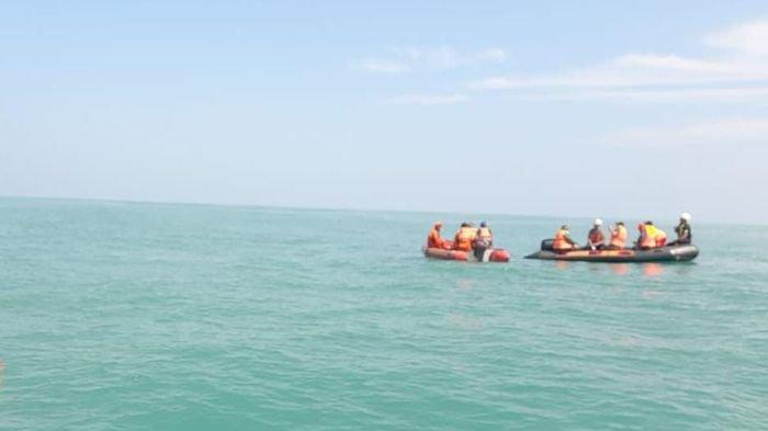 Fakhry Rahmadiza, Korban Tenggelam di Pantai Cikaso Akhirnya Ditemukan, Lokasi 26 Km dari TKP