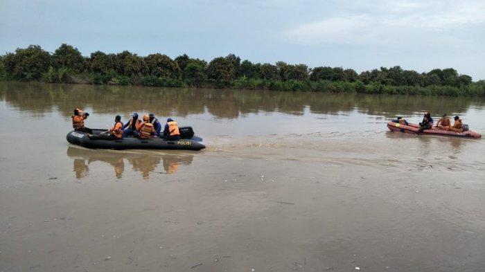 Tim SAR Gabungan Lanjutkan Pencarian Hari Ke-6 Kakek Kamsiah yang Tenggelam di Sungai Cimanuk