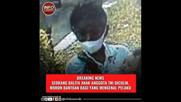 BREAKING NEWS: ART Asal Indramayu Nekat Culik Anak Prajurit Kodam Jaya, TNI Langsung Turun Tangan