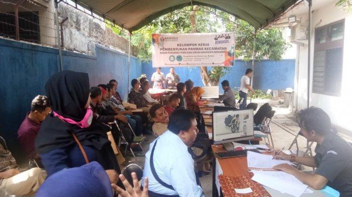 Membeludak! 559 Orang Daftar Jadi Panwascam Kabupaten Indramayu untuk Pilkada Serentak Nanti