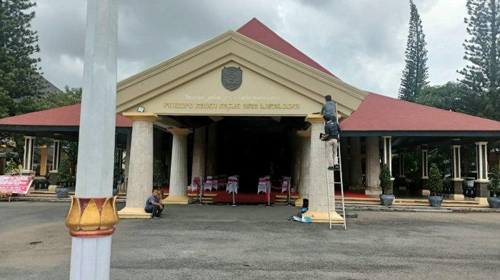 Pendopo Indramayu Batal Jadi Tempat Pelantikan Nina-Lucky Padahal Sudah Bersolek