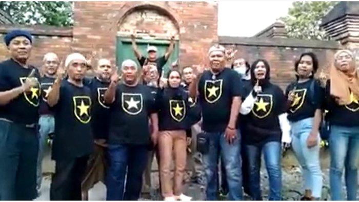 Pendukung Partai Ummat Kota Cirebon Muncul, Serukan untuk Melawan Kezaliman Menegakkan Keadilan