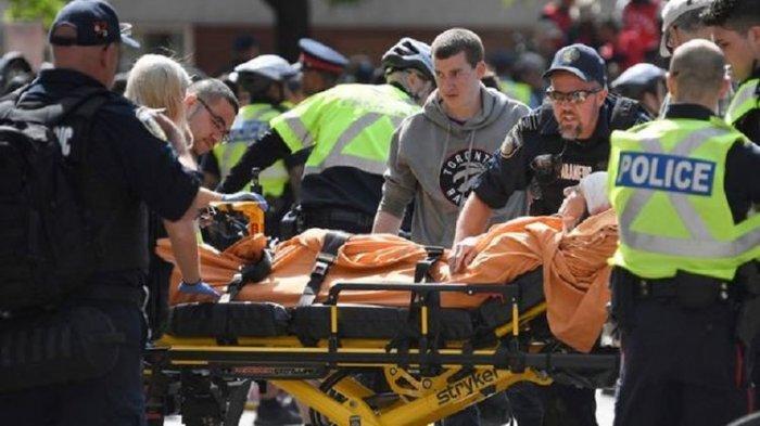 MENGERIKAN! Terjadi Penembakan di Perayaan Juara Klub NBA Toronto Raptors, 2 Orang Terluka