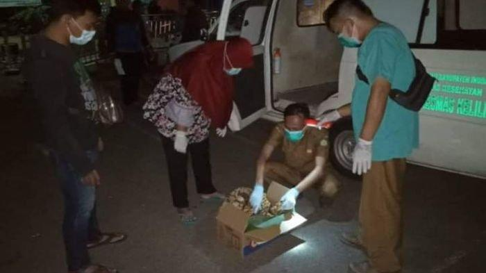 Geger, Mayat Bayi Masih Merah Ditemukan Warga di Pintu Air Sungai Sukareja Indramayu