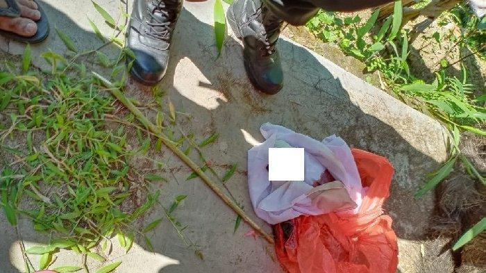 Polisi Selidiki Kasus Temuan Mayat Bayi dalam Keresek Merah di Cantilan Kuningan