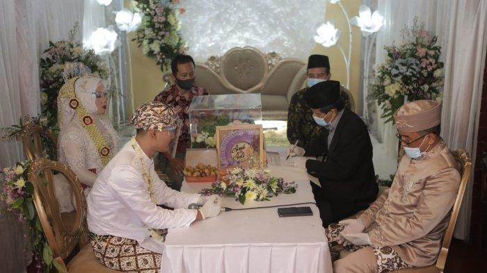 VIRAL Pengantin di Jateng Menikah dengan Mahar Bakso Goreng, Ternyata Ada Kenangan Manis Saat PDKT
