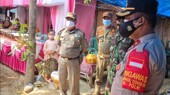 Hajatan Kawinan di Indramayu Dibubarkan, Pengantin Pria dan Kedua Orangtuanya Positif Covid-19