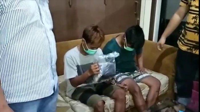 BNN Kota Cirebon Temukan Bong Sabu-sabu di Lokasi Penangkapan Saudara Kembar yang Edarkan Obat Keras