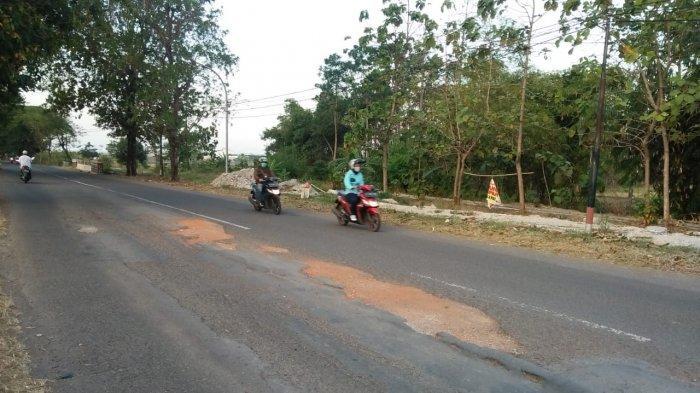 Dinas PUTR Minta Pabrik di Wilayah Kecamatan Ligung Ikut Andil dalam Perbaikan Jalan