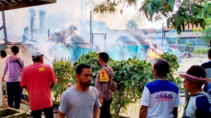 Penggilingan Padi di Subang Meledak, Ratusan Ton Gabah Terbakar, Kerugian Capai Rp 2,55 Miliar