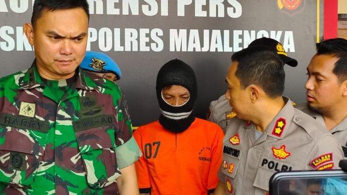 Dandim 0617 Majalengka Sebut Penghinaan yang Dilakukan Pria Pengangguran Sangat Rendahkan TNI-Polri
