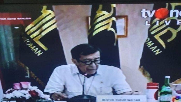 Pemerintah Tolak Permohonan Pengesahan Partai Demokrat Kubu Moeldoko Hasil KLB Deli Serdang