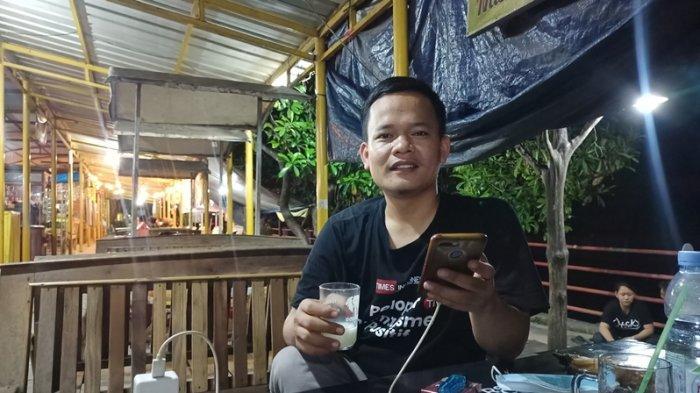 Kulcim Indramayu Cocok Banget Nih untuk Nongkrong Malam, Makan di Pinggir Sungai, Harga Murah Meriah