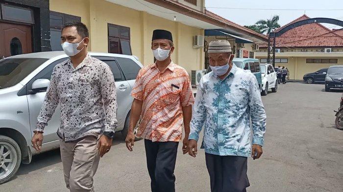 Pengurus DKM Lapor ke Polisi Setelah Jadi Korban Penipuan Orang yang Catut Nama Lucky Hakim