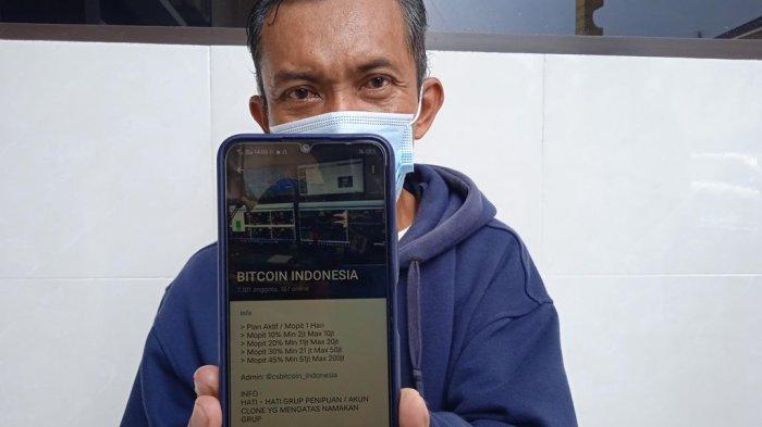 Duit Rp 32 Juta untuk Naik Haji Raib, Pedagang Bakso di Karawang Tertipu Investasi Bitcoin Bodong