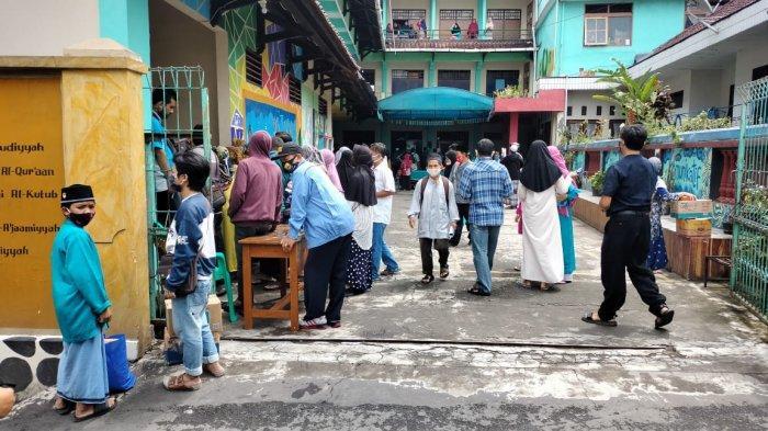 Santri Ponpes Al Mutawally Pulang Paksa, Kepala BPBD Kelimpungan Lakukan Pendataan