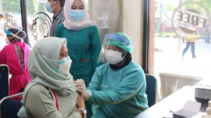 Ini Syarat Mengikuti Vaksinasi Covid-19 di Stasiun Cirebon, Sehari Kuotanya 60 Orang