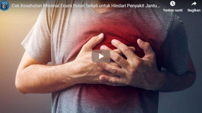 Waspada, Ini 5 Penyebab Serangan Jantung yang Tidak Disadari, Menyerang Tiba-tiba dan Mematikan