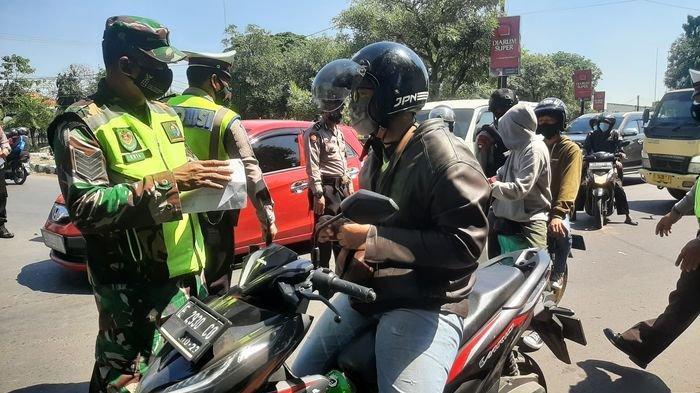 PPKM Level 4 Diperpanjang Hingga 2 Agustus, Pintu Masuk Kota Cirebon Masih Disekat