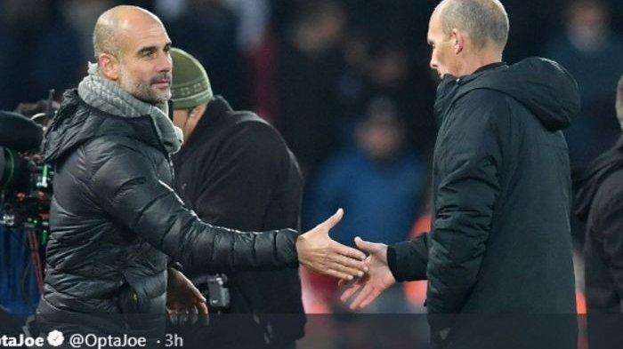 Manchester City Takkan Belanja Pemain pada Bursa Transfer Musim Dingin, Pep Guardiola Punya Alasan