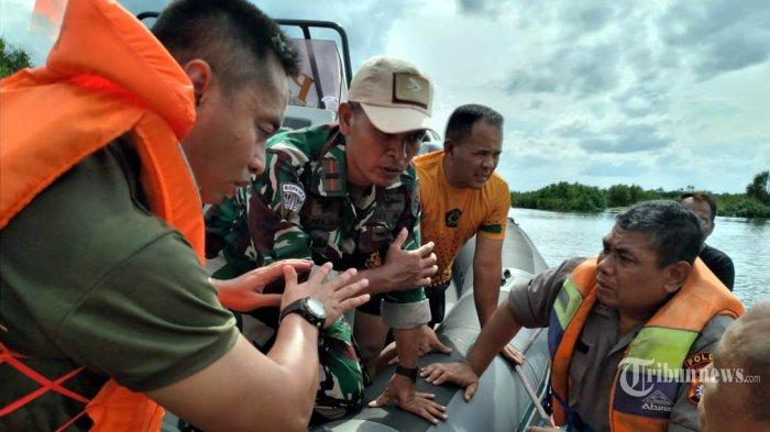 Detik-detik Tabrakan Perahu Rombongan Paspampres di Sungai Sebangau, Dandim Kuala Kapuas Tewas