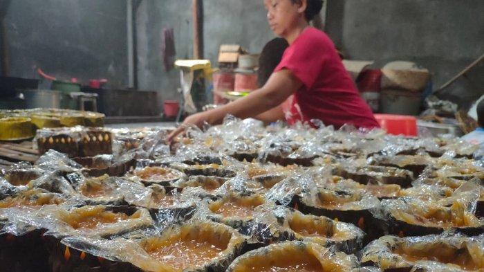 Kisah Ibang Satu-satunya Perajin Dodol Cina Khas Jatiwangi, Buka Sejak 1976 Tak Pernah Sepi Orderan